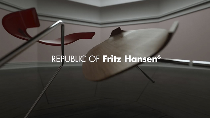 Fritz Hansen – Product launch